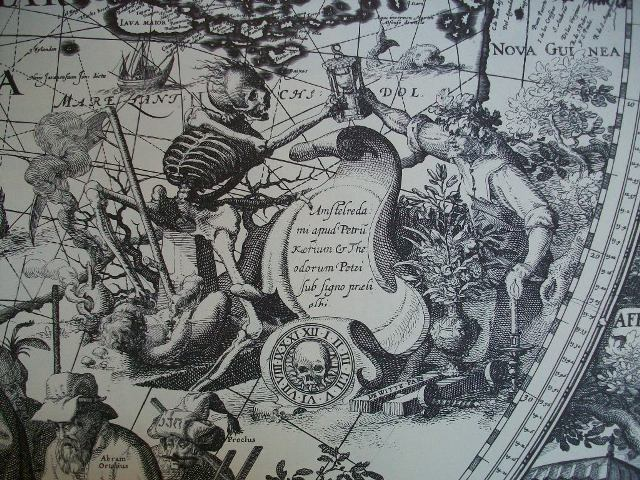 גוטנברג נלחם במלאך המוות