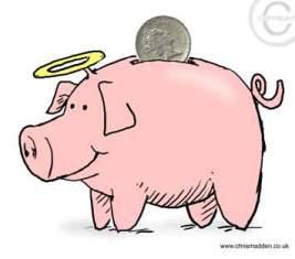 חזירות מתחסדת ומוכרת היטב היא בכל זאת עדיין חזירות